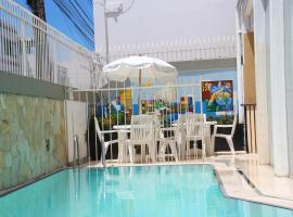 Hotel Jangadeiro, Aracaju (Pirambu yakınında)