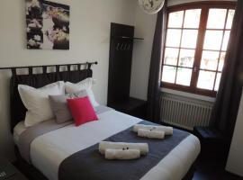 Hôtel Le Tivoli, Sisteron