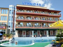 Hotel Lyhnidas, Pogradec (Udënisht yakınında)