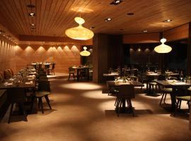 Hotel & Restaurant Longhin, Maloja (Bivio yakınında)