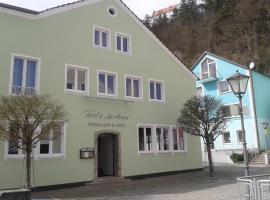 Forst´s Landhaus, Riedenburg