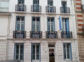 Hôtel Emilie, Руайян (рядом с городом Pontaillac)