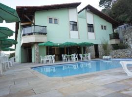 Hotel Solar Corte Real, Sabará (General Carneiro yakınında)