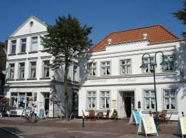 Hotel Zur Linde, Meldorf (Barsfleth yakınında)
