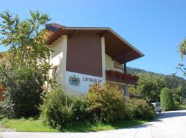 Pension Unterhof, Kolsassberg (Weer yakınında)