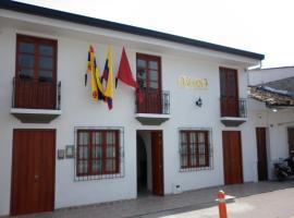 Hotel Arcada Payanesa, Popayan