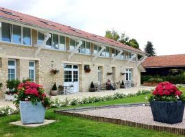La Grange Champenoise, Auménancourt-le-Grand