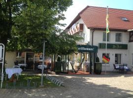 Hotel & Restaurant Bei Baki, Sehnde (Lehrte yakınında)