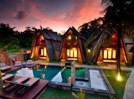 Kies Villas Lombok, Kuta Lombok