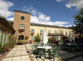 Corn Mill Lodge Hotel, Leeds (Cerca de Pudsey)