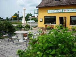 Pension Heidekraut, Ziethen (Chorin yakınında)