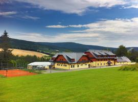 Alfa Resort, Deštné v Orlických horách (Šediviny yakınında)