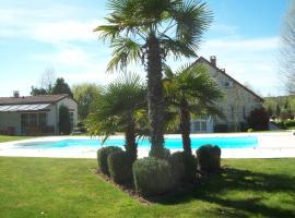 Le Feuilleret Bed & Breakfast, Arpajon (рядом с городом Boissy-sous-Saint-Yon)