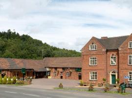 The Barns Hotel, Кэннок