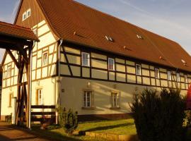 Pension Prietzel, Dorf Wehlen (Lohmen yakınında)