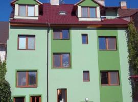 Apartmány Zlín, Zlín (Louky yakınında)