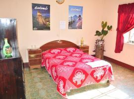 Hotel Estacion Gerona Bed & Breakfast, Гватемала (рядом с городом Сабана-Арриба)