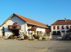 Logis Hôtel Les 3B, Nouilhan (рядом с городом Maubourguet)