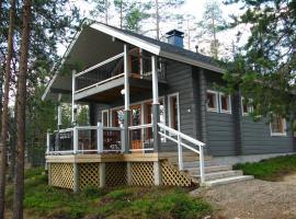 Holiday Village Himmerki, Посио (рядом с городом Anetjärvi)