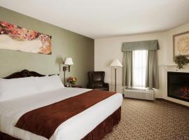 D. Hotel Suites & Spa