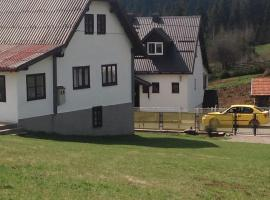 Apartments Baba Luce, Strica