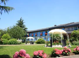 Qualys-Hotel Rouen Nord, Saint-Martin-du-Vivier (рядом с городом Morgny-la-Pommeraye)