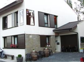 Casa Tau, Ларрасоанья