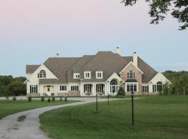 Stone Edge Estate Bed & Breakfast, Georgetown (Acton yakınında)