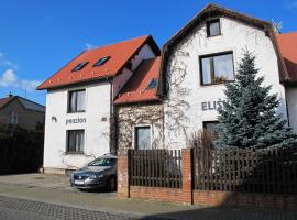 Penzion Eliška, Prague