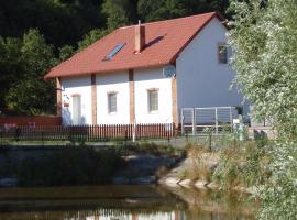 Apartman75, Tišnov (Kuřimská Nová Ves yakınında)
