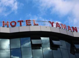 Hotel Yaman, Eberswalde-Finow (Trampe yakınında)