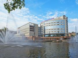 Mercure Lipetsk Center, Липецк