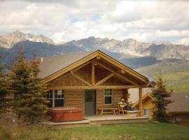 Cowboy Heaven Cabins, Big Sky