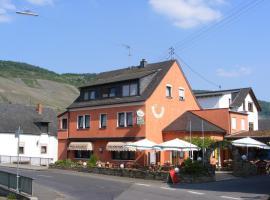 Zur Moselbrücke, Bernkastel-Kues (Wehlen yakınında)