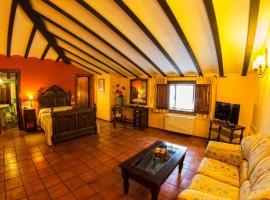 Hotel Bodega La Venta, Casas de los Pinos (El Simarro yakınında)