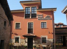 Hotel Rural Entremontes, Корао