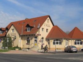 Anker Étterem és Panzió, Gönyů (рядом с городом Vének)