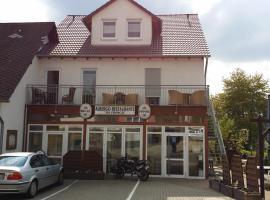 Albergo Restaurante Da Franco, Büchenbeuren (Horbruch yakınında)
