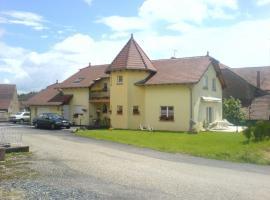 Chez Joséphine, Metting (рядом с городом Bust)