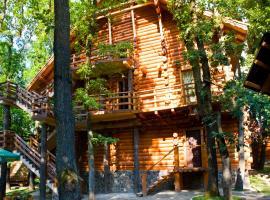 Praha Wood House, Uzhhorod