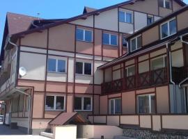 Apartman Gerlach, Vysoké Tatry