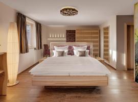 Das Fritz Hotel der Bäume, Drachselsried