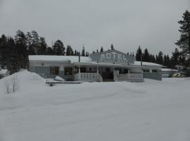 Motel Willis West, Ruka