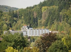 Hotel AM Fang, Bad Laasphe (Breidenstein yakınında)