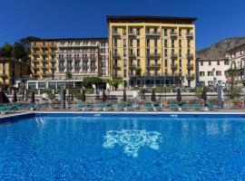 Hotel Britannia Excelsior, Griante Cadenabbia