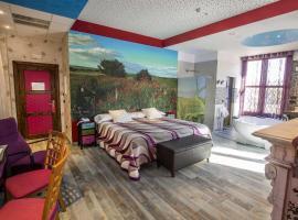 Hotel el Lagar de Isilla, La Vid y Barrios (Castillejo de Robledo yakınında)