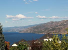 Peachland Lakeview Vacation Suite, Peachland