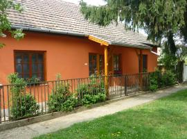 Vadregény Vendégház, Vámosmikola (рядом с городом Ipolytölgyes)