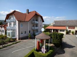Hotel Weingarten, バート・デュルクハイム