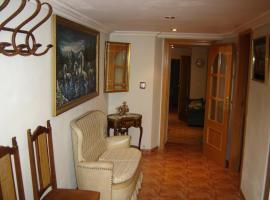 Apartamento Cal Po, Cabra del Camp (рядом с городом Sarreal)